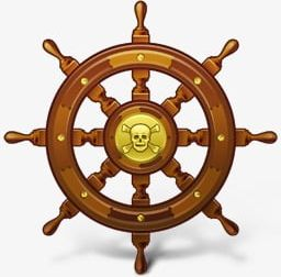 Pirate Ship Steering Wheel PNG, Clipart, Control, Pirate, Pirate Clipart, Pirate Ship, Ship Free PNG Download