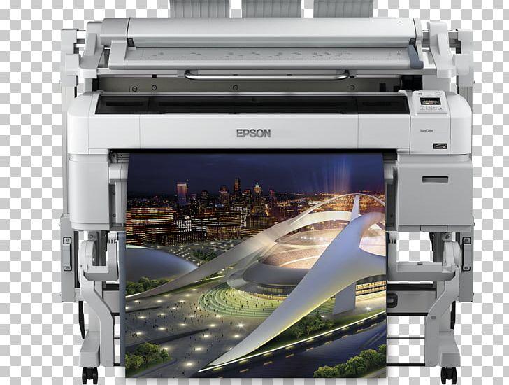 Epson SureColor SC-T5200 Wide-format Printer Epson SureColor T5270