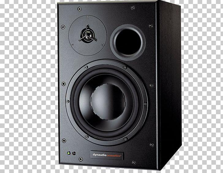 Dynaudio BM15A Studio Monitor Loudspeaker Dynaudio BM 6A Mk II PNG