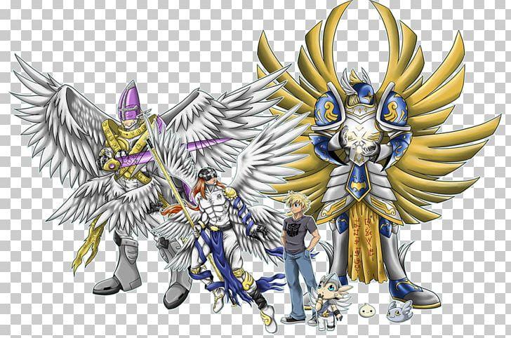 Angemon Patamon Digimon World Seraphimon Gatomon Png