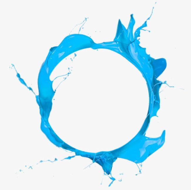 Blue Circle Paint PNG, Clipart, Blue, Blue Circle Paint, Blue Clipart, Circle, Circle Clipart Free PNG Download