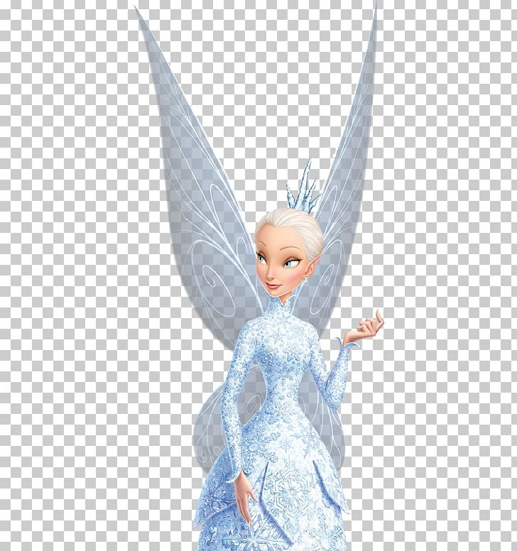 Tinker Bell Queen Clarion Disney Fairies Minister Of Winter Vidia