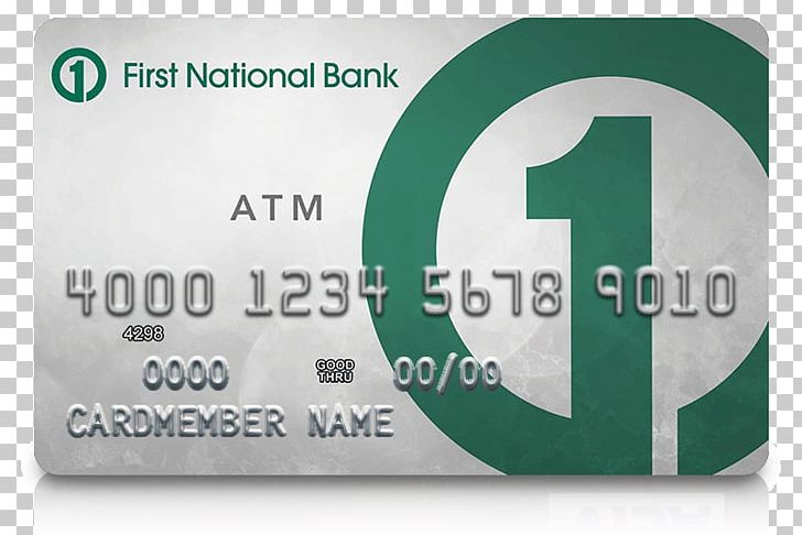 First National Bank Of Omaha Debit Card Credit Card ATM Card