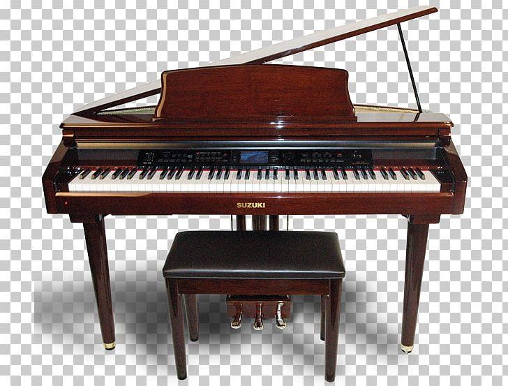 Digital Piano Suzuki MDG-300 Musical Instruments Grand Piano PNG