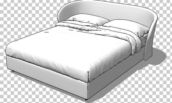Bed Frame Mattress SketchUp 3D Warehouse PNG, Clipart, 3d Computer