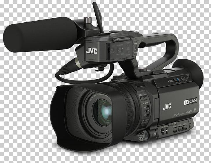 4K Resolution Camcorder JVC GY-HM200 Professional Video Camera PNG, Clipart, 4k Resolution, Active Pixel Sensor, Audi, Camera Lens, Jvc Free PNG Download