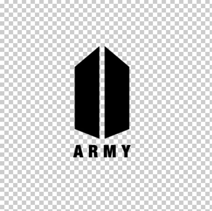BTS Logo Wings Army BigHit Entertainment Co. PNG, Clipart, Angle, Army, Bighit Entertainment Co Ltd, Black, Black And White Free PNG Download