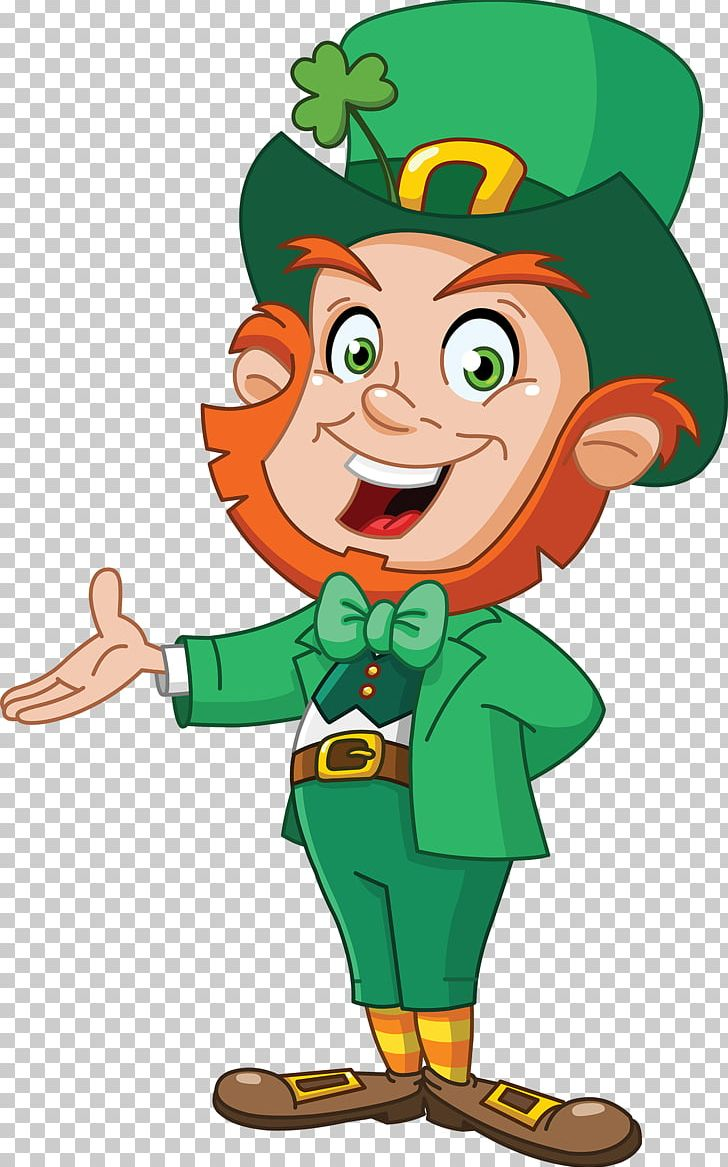 Leprechaun Png Clipart Animation Art Boy Can Stock Photo Cartoon Free Png Download