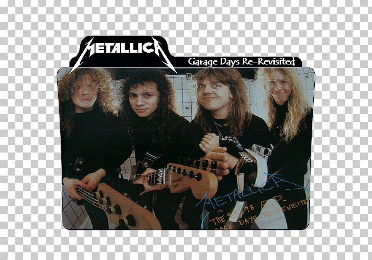 The 5 98 E P Garage Days Re Revisited Metallica Garage Inc