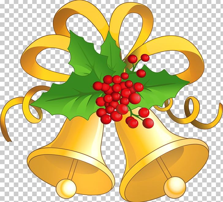Christmas Santa Claus PNG, Clipart, Bell, Christmas, Christmas Card, Christmas Ornament, Floral Design Free PNG Download
