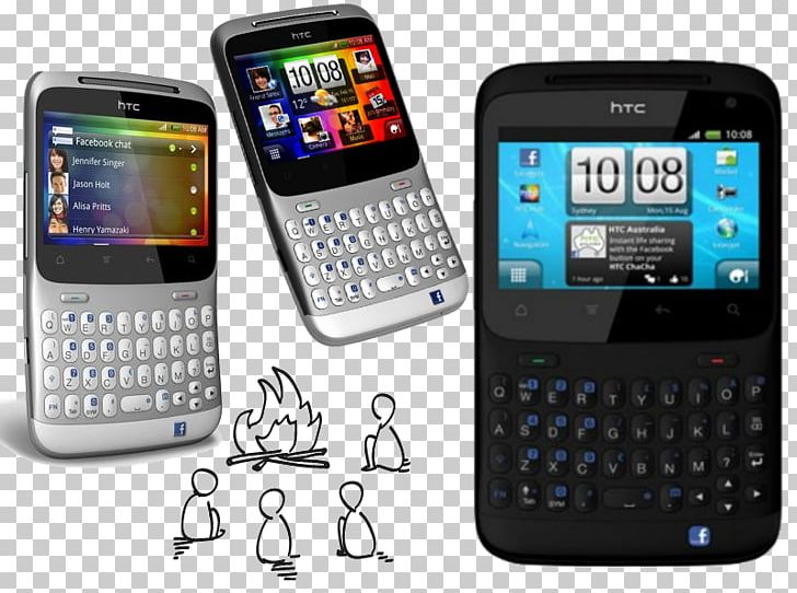 Smartphone Feature Phone Computer Keyboard QWERTY Handheld