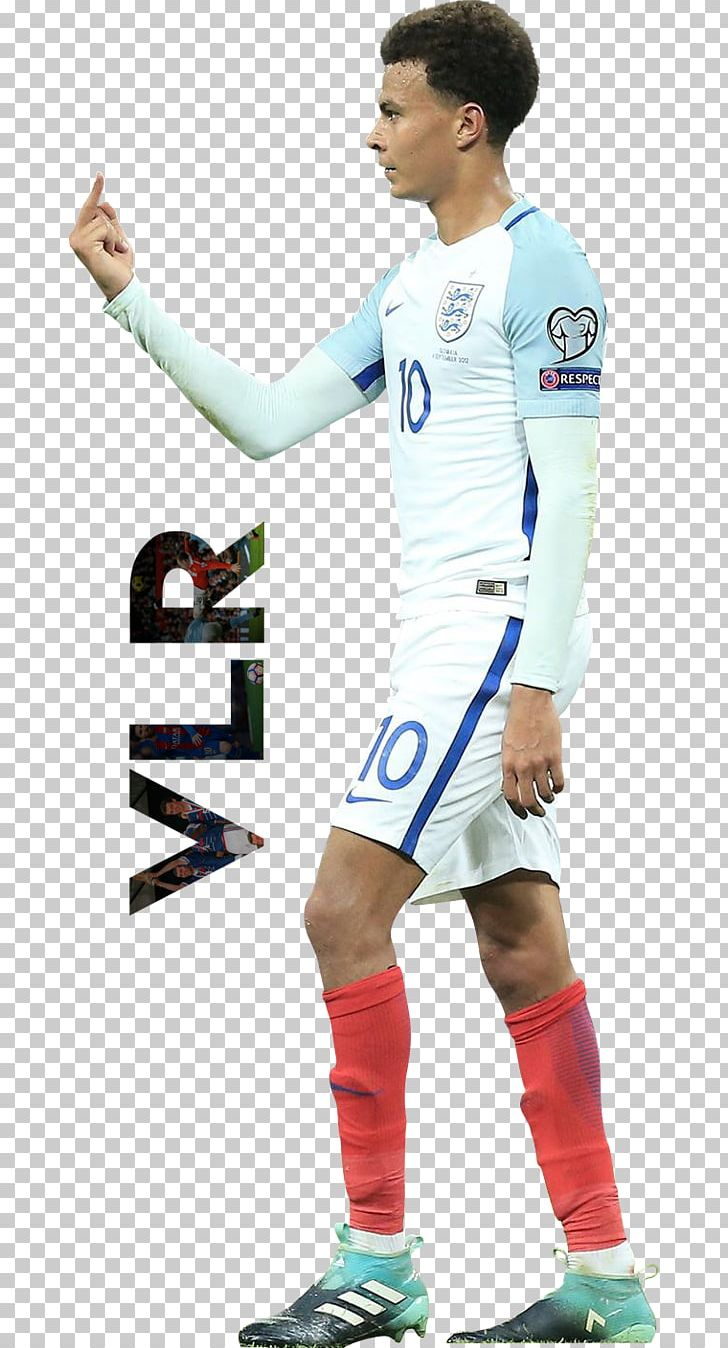 brand new 6f161 d38ae Dele Alli Soccer Player England Football Sport PNG, Clipart ...