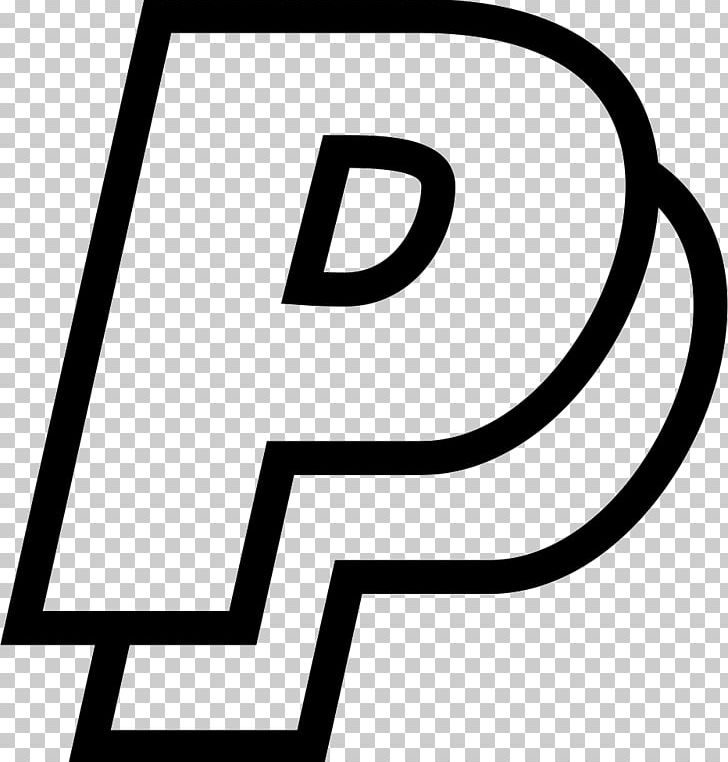 Graphics Logo Computer Icons PayPal Business PNG, Clipart, Area, Black, Black And White, Brand, Business Free PNG Download