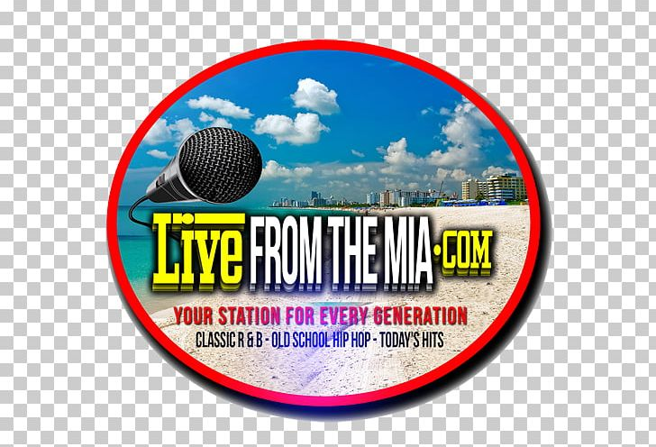 Live From The Mia Internet Radio Miami TuneIn PNG, Clipart