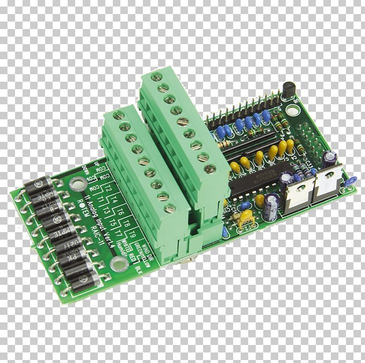 Microcontroller Computer Hardware Device Driver Hardware