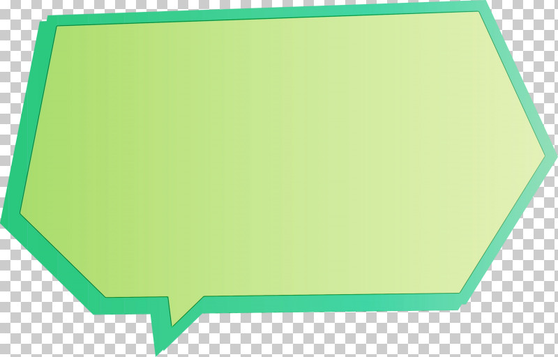 Green Yellow Rectangle Square Paper Product PNG, Clipart, Green, Paint, Paper Product, Rectangle, Speech Balloon Free PNG Download