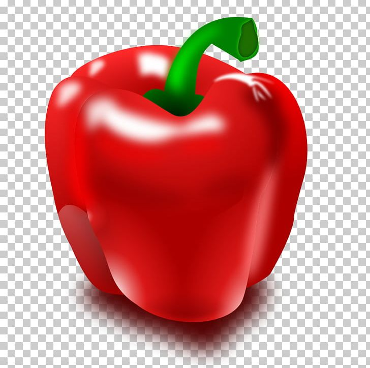 Bell Pepper Cayenne Pepper Chili Pepper Vegetable PNG, Clipart, Apple, Bell Pepper, Bell Peppers And Chili Peppers, Black Pepper, Blog Free PNG Download