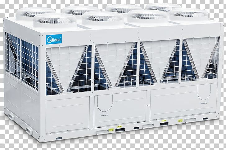 Chiller Midea Air Conditioning Fan Coil Unit Air Handler PNG