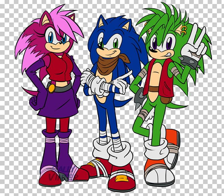 Sonia The Hedgehog Sonic The Hedgehog Sonic Boom Manic The Hedgehog Sticks The Badger Png Clipart