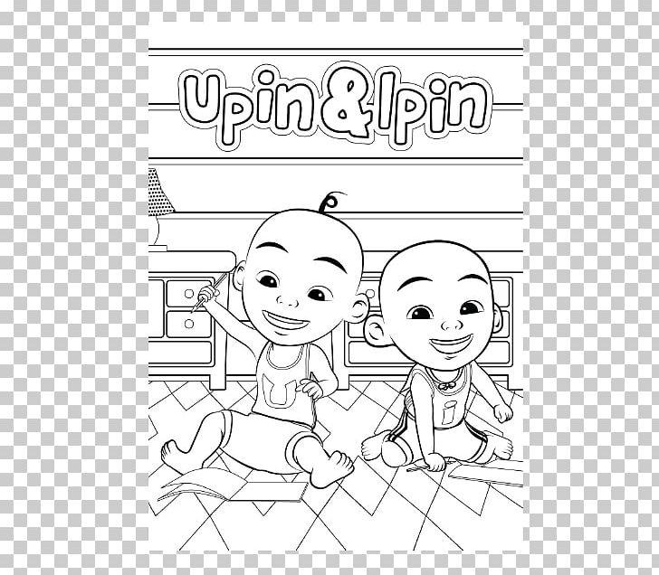 95 Coloring Book Upin Ipin Free