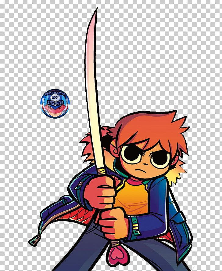 Scott Pilgrim Vs. The World: The Game Ramona Flowers Knives Chau Comic Book PNG, Clipart,  Free PNG Download