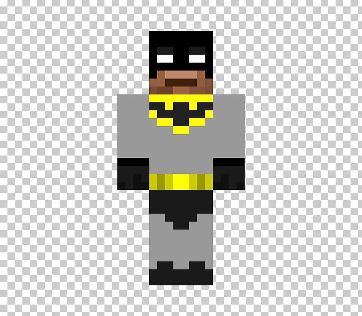 Minecraft: Pocket Edition Batman Mod Skin PNG, Clipart ...