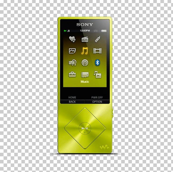 Digital Audio Walkman High-resolution Audio Sony MP3 Player