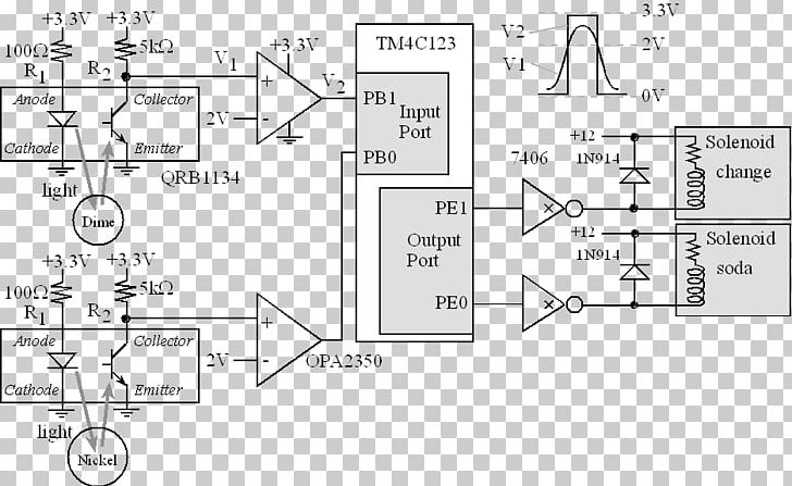 wiring diagram vending machines electronic circuit png, clipart, angle,  area, art, black and white, electrical switches  imgbin.com