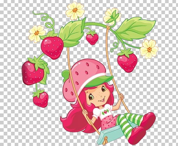 Strawberry Shortcake Desktop Cartoon Png Clipart Cartoon