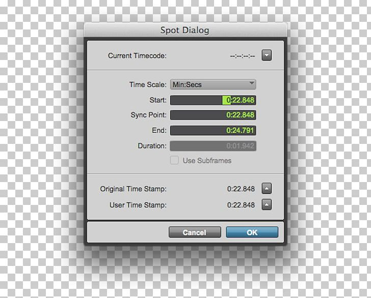 Pro Tools Timestamp Timecode Computer Program Music PNG, Clipart