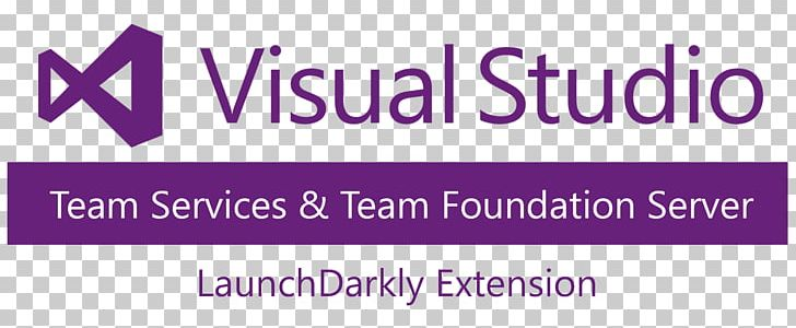 Team Foundation Server Microsoft Visual Studio Microsoft Corporation Logo Visual Programming Language PNG, Clipart, Area, Banner, Brand, License, Line Free PNG Download
