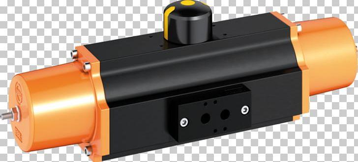 Pneumatic Actuator Valve Actuator Linear Actuator PNG