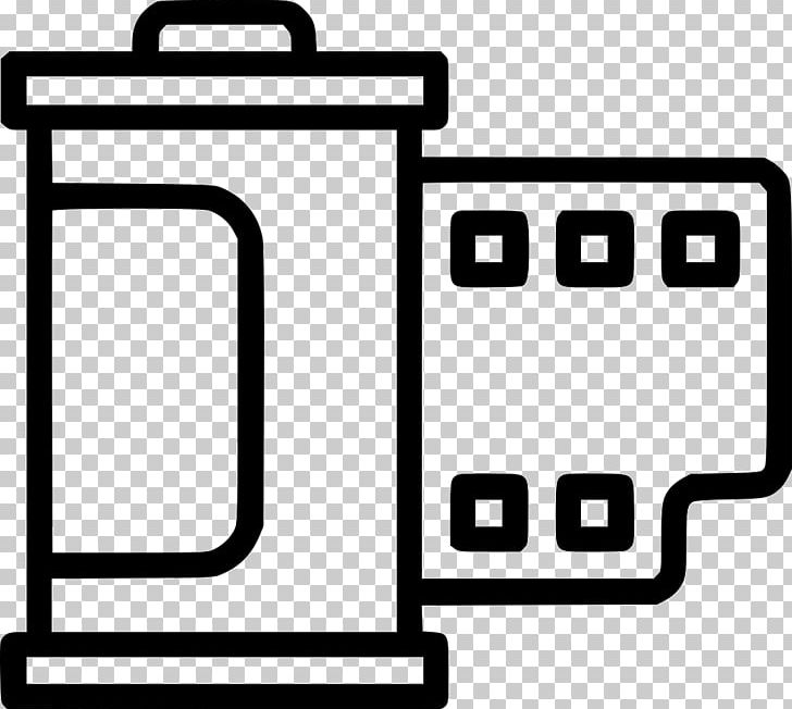 Photographic Film Roll Film Computer Icons PNG, Clipart, Angle, Area, Black, Black And White, Brand Free PNG Download
