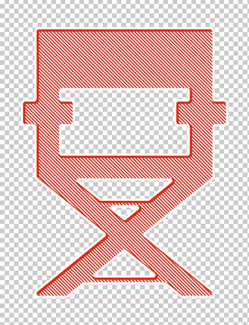 Cinema Icon Director Chair Icon Film Director Icon PNG, Clipart, Cinema Icon, Director Chair Icon, Film Director Icon, Line, Logo Free PNG Download