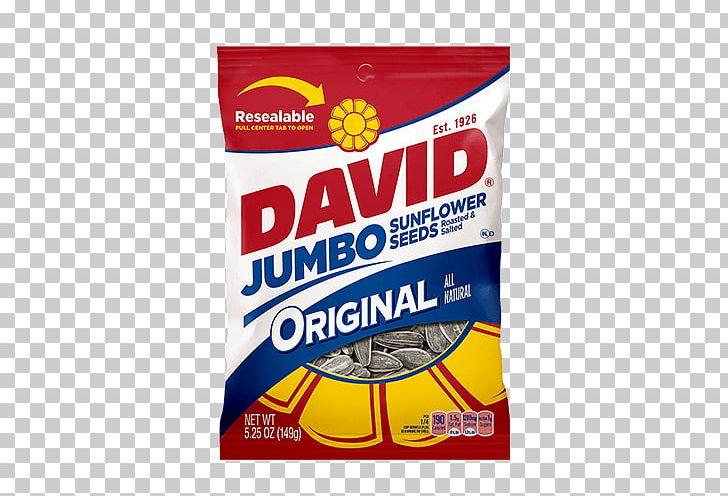 David Sunflower Seeds Salt Food Bread