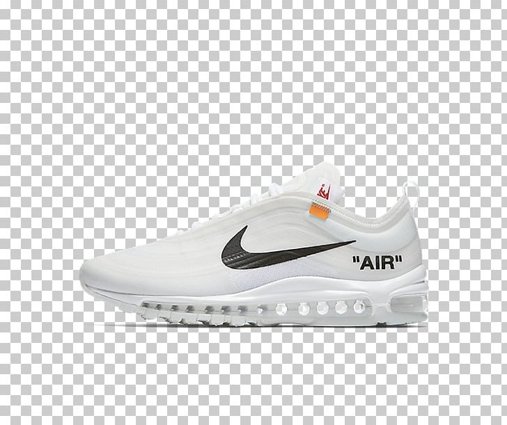 Nike OFF WHITE X Air Max 97 Mens Sneakers PNG, Clipart, Air