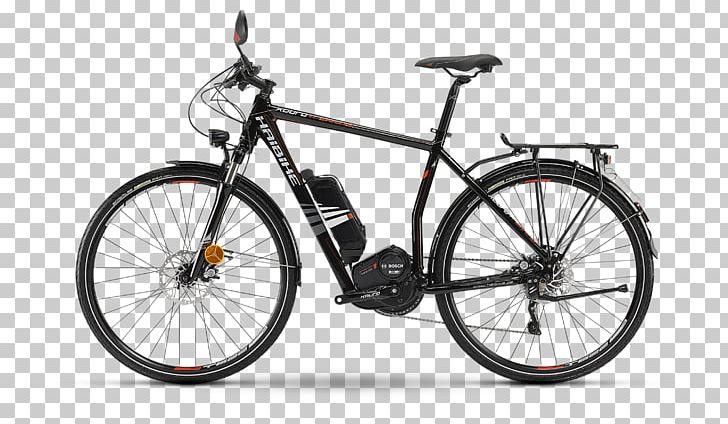 Haibike Sduro Trekking 60 2018 Pedelec Electric Bicycle