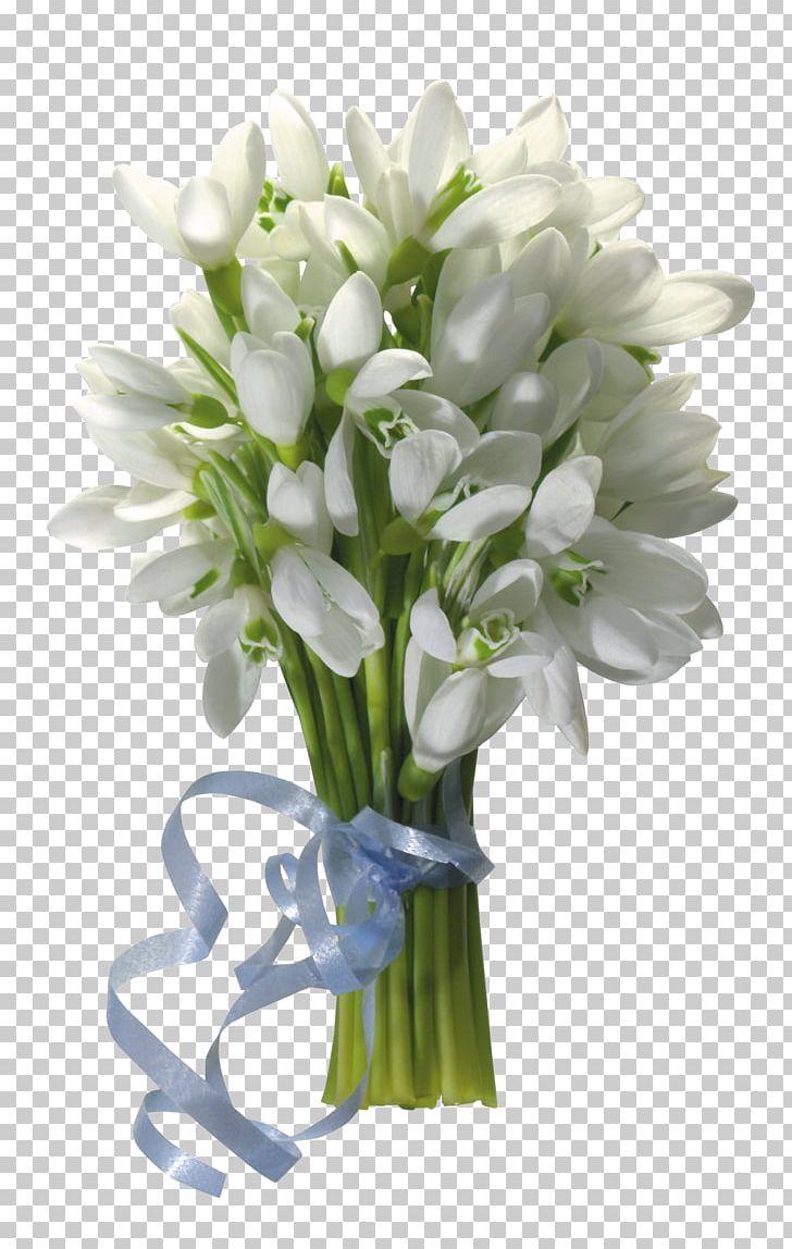 Snowdrop Flower Bouquet Desktop PNG, Clipart, Artificial Flower, Blossom, Crocus, Cut Flowers, Desktop Wallpaper Free PNG Download