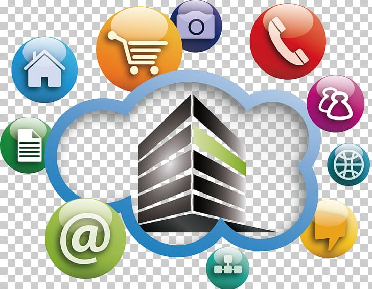 Cloud Computing Cloud Storage Huawei Web Hosting Service PNG