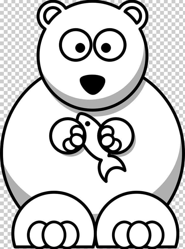 Polar Bear Drawing Cartoon Clipart Animals Animated Film