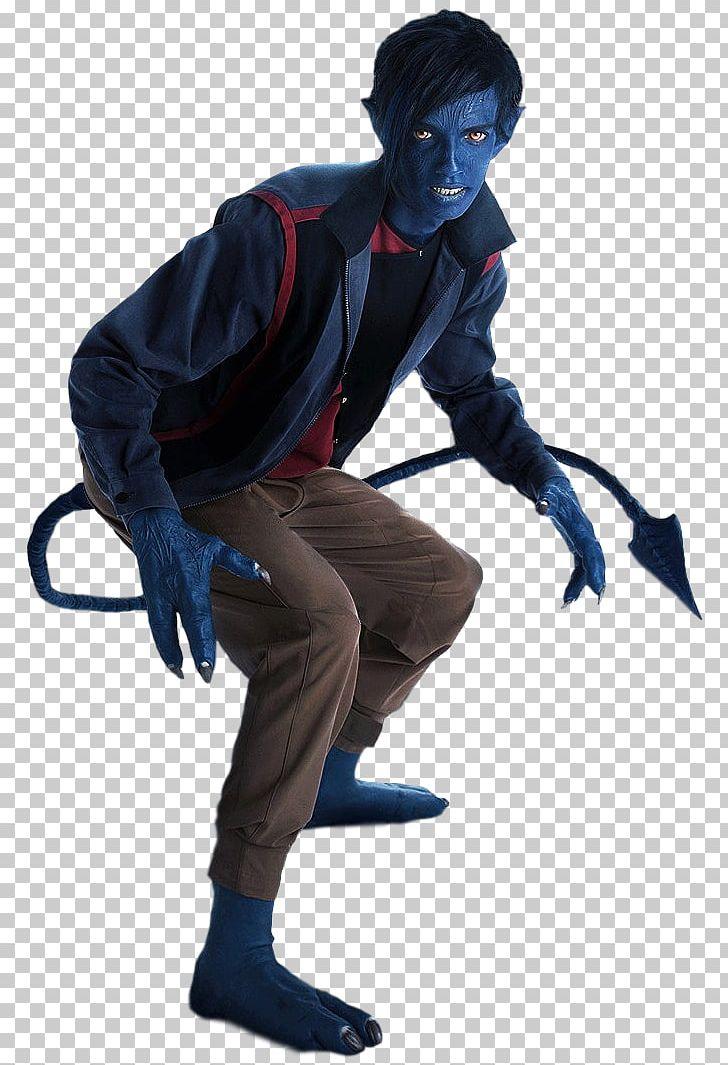 Nightcrawler Professor X Beast Mystique Cyclops PNG, Clipart, Action Figure, Azazel, Beast, Costume, Cyclops Free PNG Download