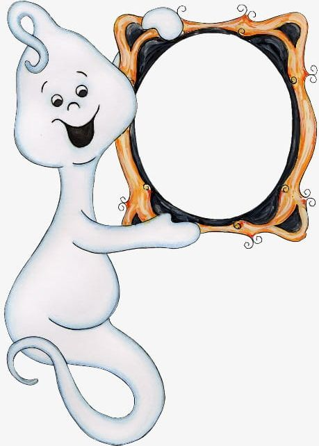 Mirror PNG, Clipart, Cartoon, Cartoon Characters, Characters, Creative, Creative Halloween Free PNG Download