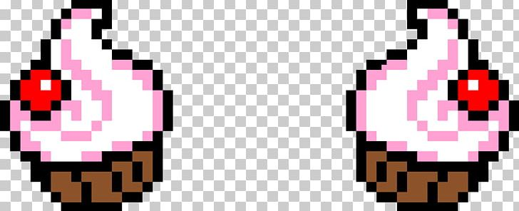 Ice Cream Cupcake Pixel Art Bead Png Clipart Art Bead