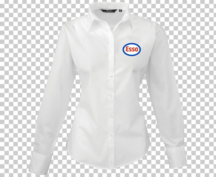 Blouse Sleeve Poplin Dress Shirt PNG, Clipart, Blouse, Clothing, Collar, Dress Shirt, Esso Free PNG Download