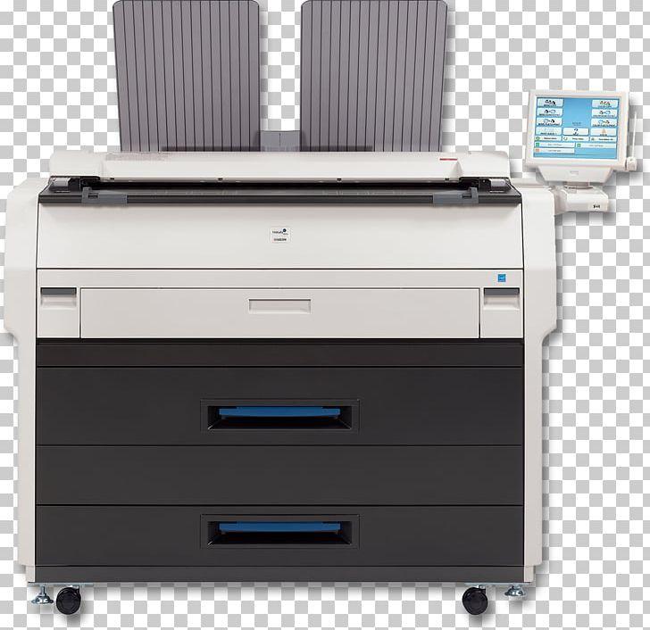 Laser Printing Kyocera Photocopier Printer PNG, Clipart