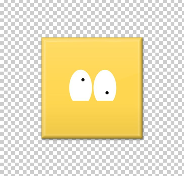 Yellow Rectangle Font PNG, Clipart, Material, Rectangle, Smiley, Square, Yellow Free PNG Download
