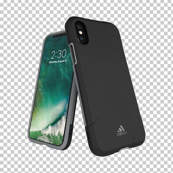 Iphone x original. Apple silicone case adidas