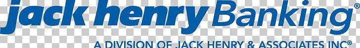 Jack Henry Banking Jack Henry & Associates Bayside Business Solutions PNG, Clipart, Bank, Banking Software, Blue, Brand, Business Free PNG Download