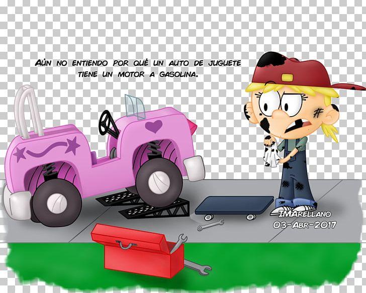 Lola Loud Car Toy PNG, Clipart, Art, Car, Cartoon