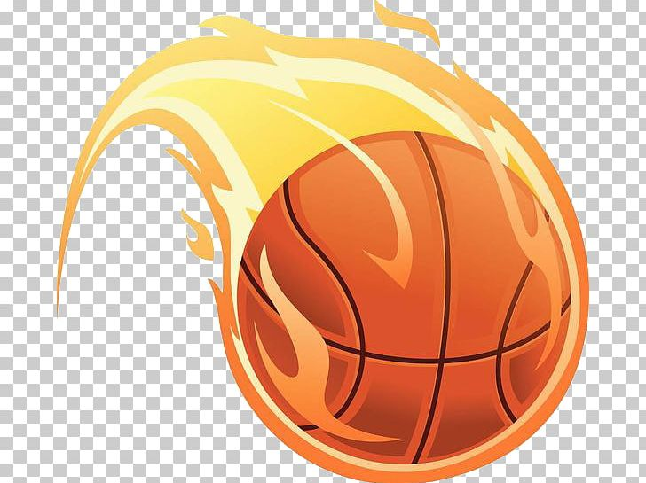 Basketball Fire Illustration PNG, Clipart, Ball, Basketball Player, Blue Flame, Burning, Cartoon Free PNG Download